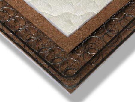 Στρώμα με βαμβάκι-κοκοφοίνικα-γιούτα Cotton Club 100% Natural