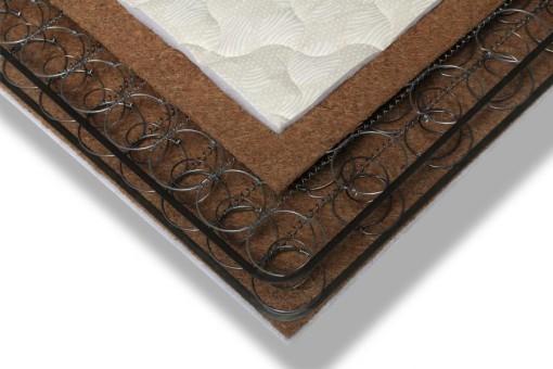 Στρώμα με βαμβάκι-κοκοφοίνικα-γιούτα Cotton Club 100% Natural έως 70-140
