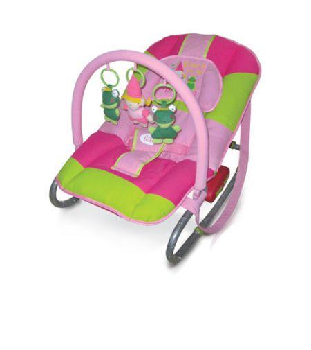Παιδικό ρηλάξ Just baby 6005 Ροζ