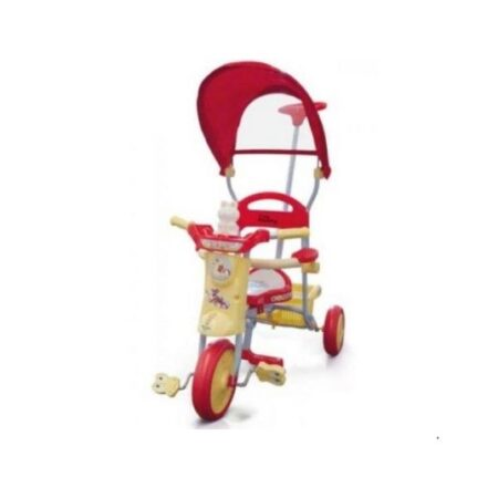 Τρίκυκλο ποδηλατάκι JB 2300 Κόκκινο.