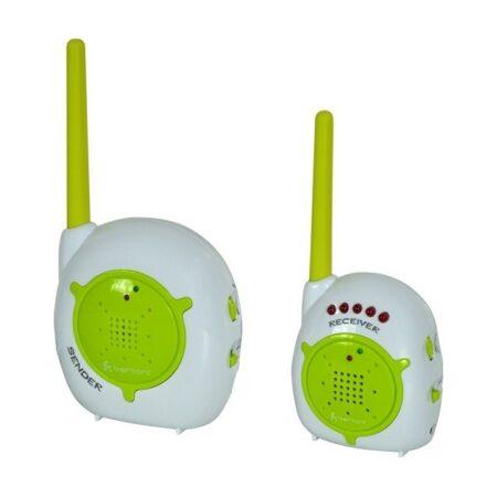 Ενδοεπικοινωνία Baby Phone Lorelli White.
