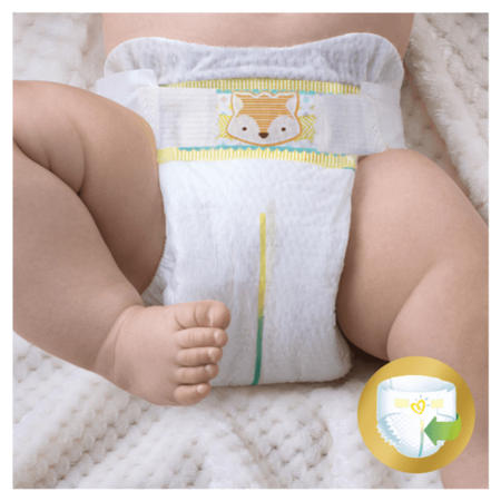 Πάνες Pampers premium care New baby(1x240) Νο2 (3-6kg)