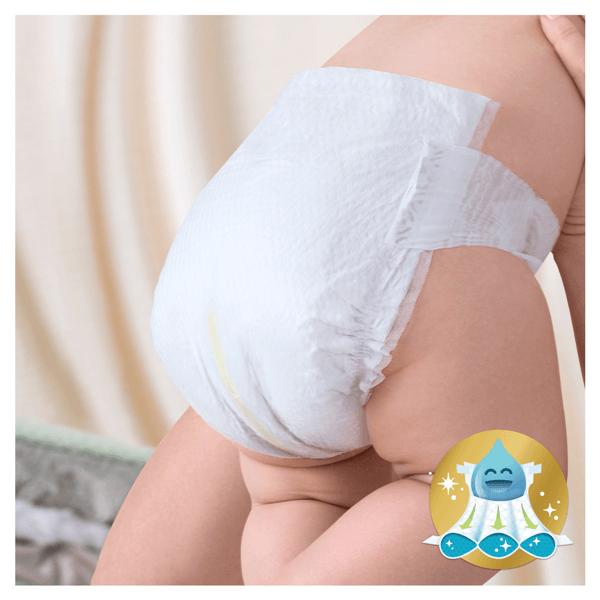 Πάνες Pampers premium care New baby(1x240) Νο2 (3-6kg)