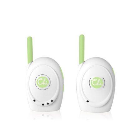 Ενδοεπικοινωνία ψηφιακή δύο δρόμων Chipolino Micro lime.