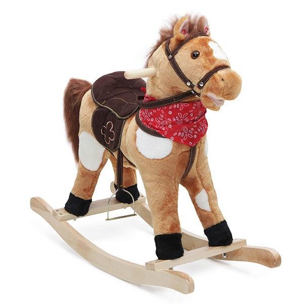 Moni Horse Thunder