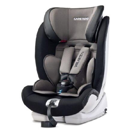 Κάθισμα αυτοκιν. 9-36kg Caretero VolanteFix Isofix Graphite