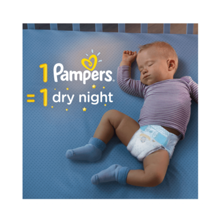 Πάνες Ρampers Active baby Monthly Pack Νο3 208 τεμ.(6-10 kg)
