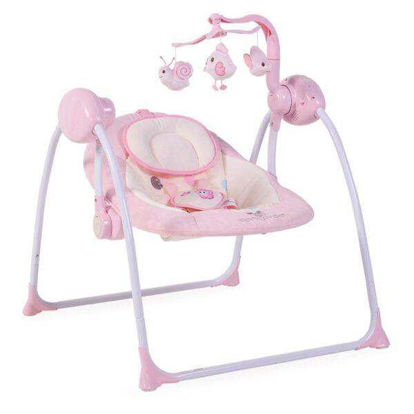 Cangaroo baby swing plus pink