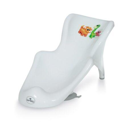 Πλαστική βάση για μπάνιου Lorelli White Dino
