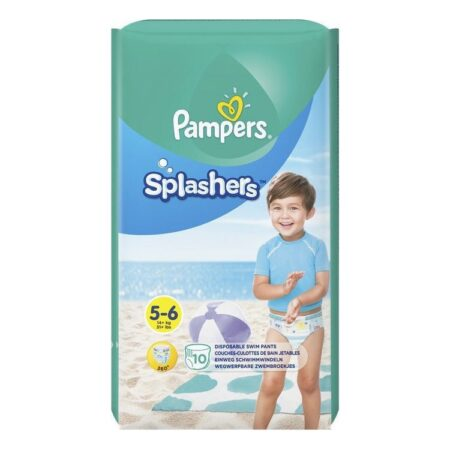 pampers splashers 5-6