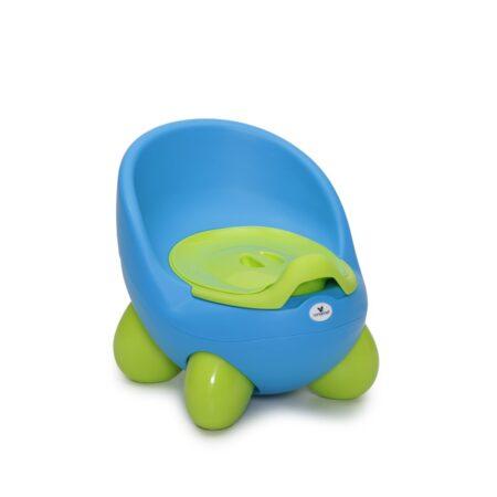 Γιο-Γιο Θρόνος Baby potty Throne Cangaroo Blue