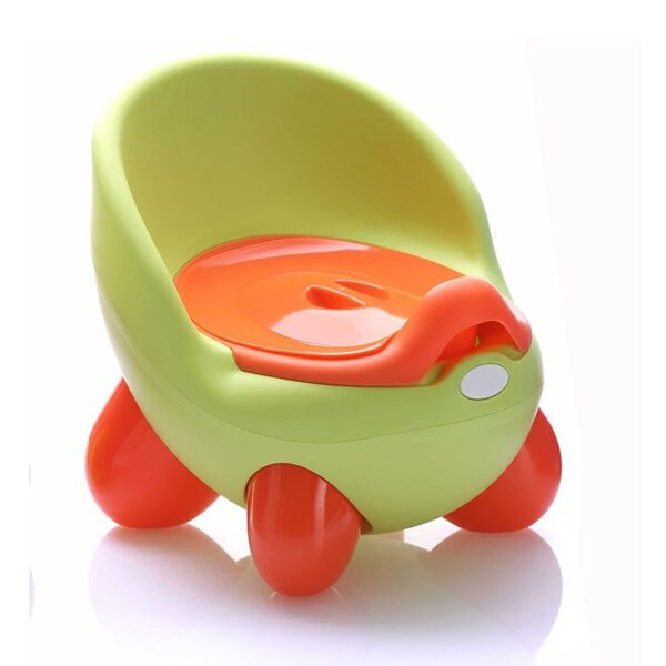 Γιο-Γιο Θρόνος Baby potty Throne Cangaroo Green