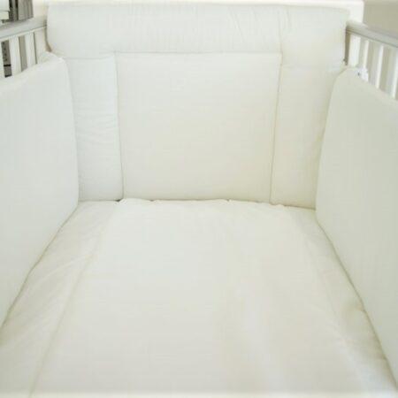 Σετ προίκα μωρού με κουνουπιέρα BEAUTY White
