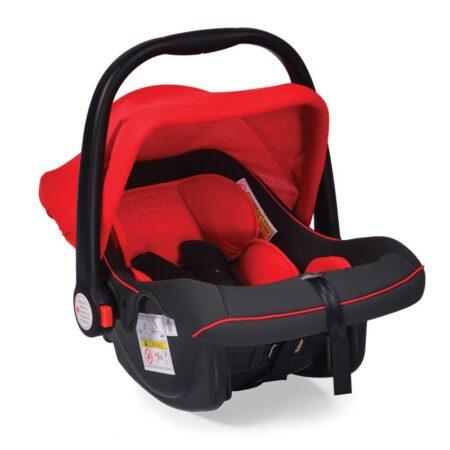 Κάθισμα αυτοκινήτου 0-13kg Moni Luna Red