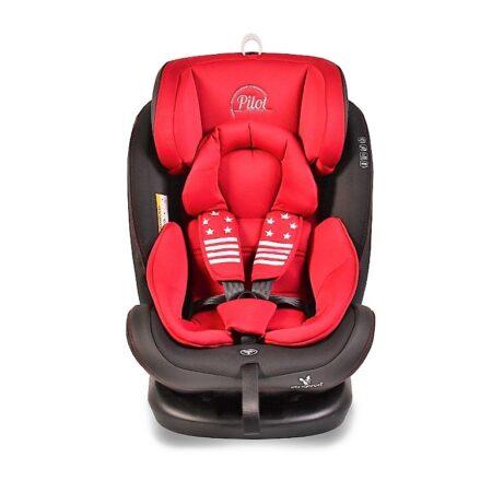 Κάθισμα αυτοκινήτου ISOfix 0-36kg Cangaroo Pilot Red