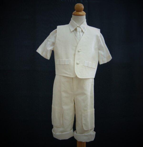 Βαφτιστικό Κουστούμι New Life 201017