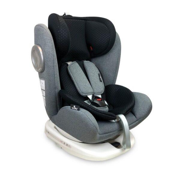 Κάθισμα αυτοκινήτου 0-36 kg. Lorelli Bertoni Lusso SPS Isofix Grey 10071111907