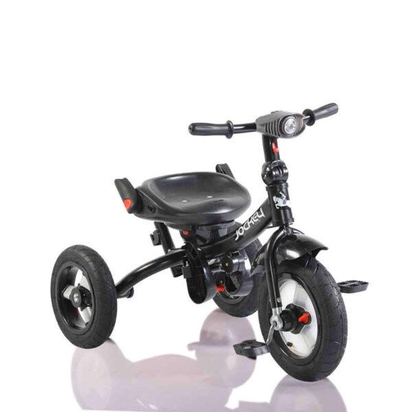 Τρίκυκλο Ποδηλατάκι Byox Jockey Music Tray Beige Stars με μουσικές 3800146242923
