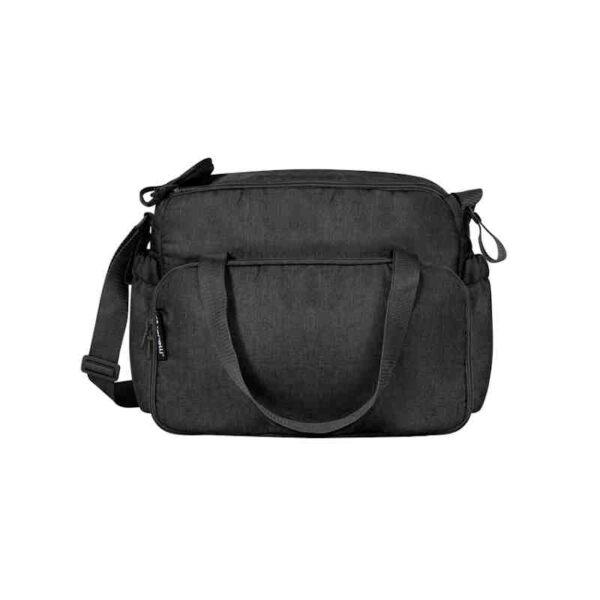 Τσάντα αλλαγής του μωρού Β100 Lorelli Black.