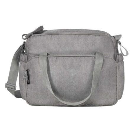 Τσάντα αλλαγής του μωρού Β100 Lorelli Γκρι.