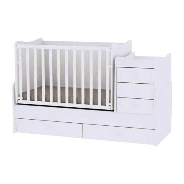 Πολυμορφικό Lorelli Maxi plus 70/160 White 10150300024A