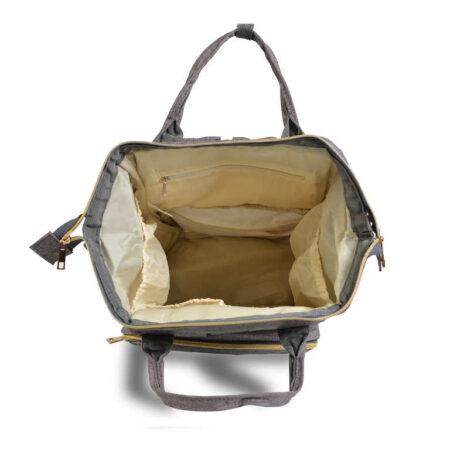 Τσάντα- Σακίδιο Πλάτης Cangaroo Amelia Beige 3800146264703