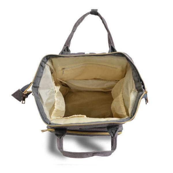 Τσάντα- Σακίδιο Πλάτης Cangaroo Amelia Grey 3800146264703