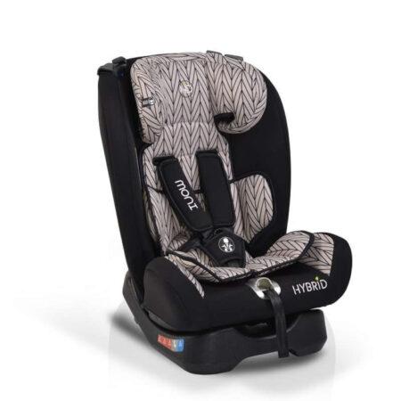 Κάθισμα αυτοκινήτου 0-36 kg Cangaroo Hybrid Beige Line 3800146239695