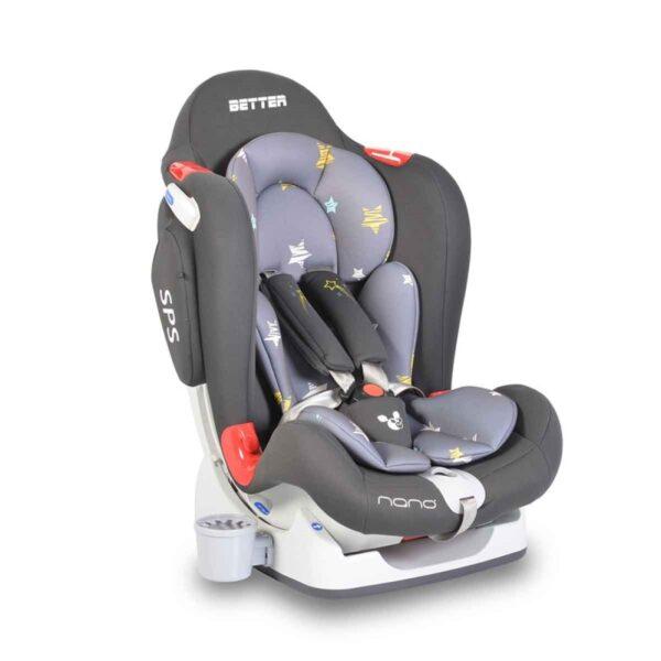 Κάθισμα αυτοκινήτου 0-25 kg Cangaroo Better Grey Stars 3800146239787