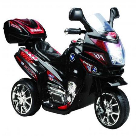 Μηχανή ηλεκτρική με μπαταρία Cangaroo Bo Motor Black 3800146251147