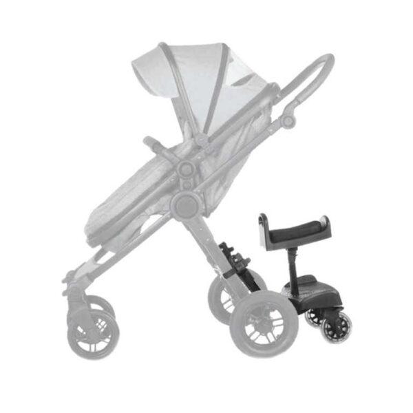 Τρέιλερ για 2ο παιδί με κάθισμα Bebe Stars Traction 510-200