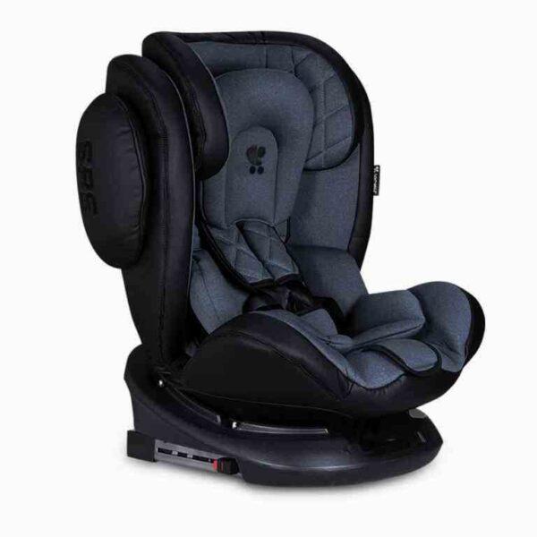 Κάθισμα αυτοκινήτου 0-36 κιλά Isofix Lorelli Aviator Black Dark Grey 10071301902