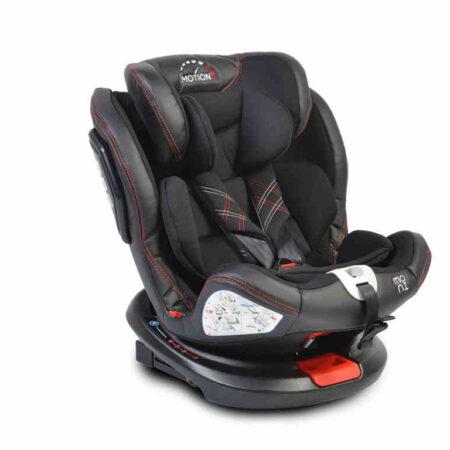 Κάθισμα αυτοκινήτου 0-36kg Isofix Cangaroo Motion Black 3800146239893