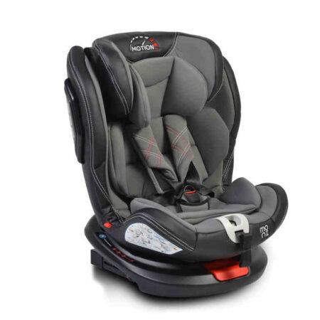Κάθισμα αυτοκινήτου 0-36kg Isofix Cangaroo Motion Grey 3800146239916