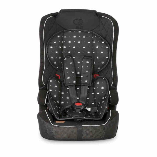 Κάθισμα Αυτοκίνητου Lorelli Explorer 9-36kg Black Crowns 10070892013