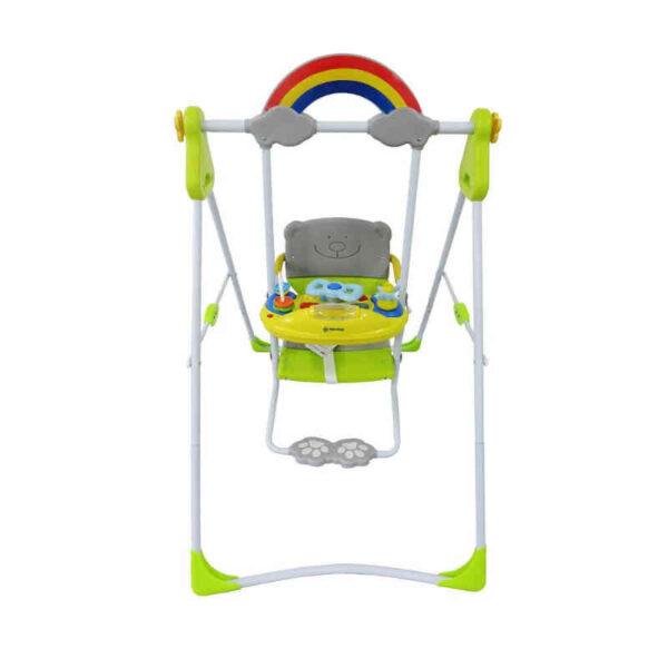 Παιδική κούνια Bebe Stars Rainbow 002-186