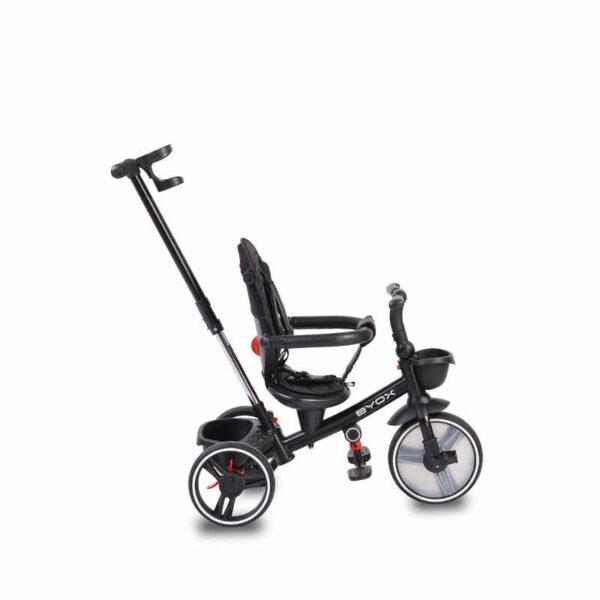Τρίκυκλο ποδήλατο ΑΝΑΔΙΠΛΟΥΜΕΝΟ Byox Classic Blue 800146230333