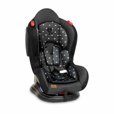 Κάθισμα αυτοκινήτου 0-25kg Lorelli Jupiter Black Crowns 10070942013