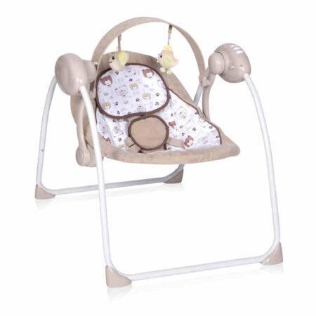 Κούνια Ρηλάξ Lorelli Baby swing Portofino Beige 10090061902
