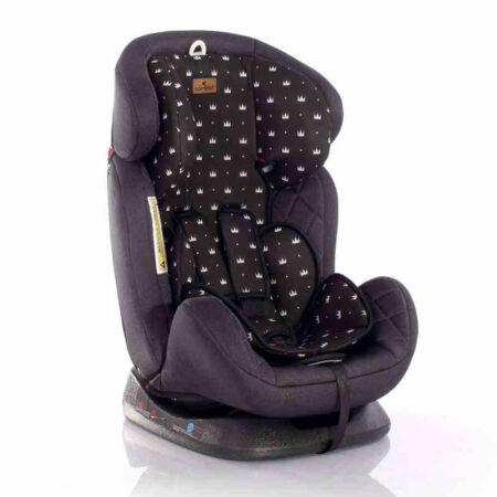Κάθισμα αυτοκινήτου 0-36kg Lorelli Galaxy Black Crowns 10071352013