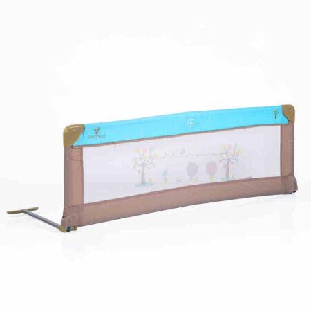 Προστατευτική Μπάρα κρεβατιού Cangaroo Blue 3800146247331