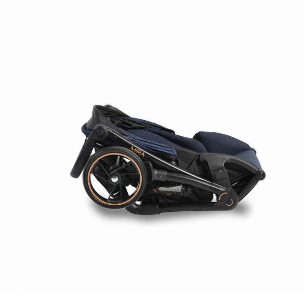 Πολυκαρότσι αλουμινίου 3 σε 1 Cangaroo Mira Black 3800146235246 set