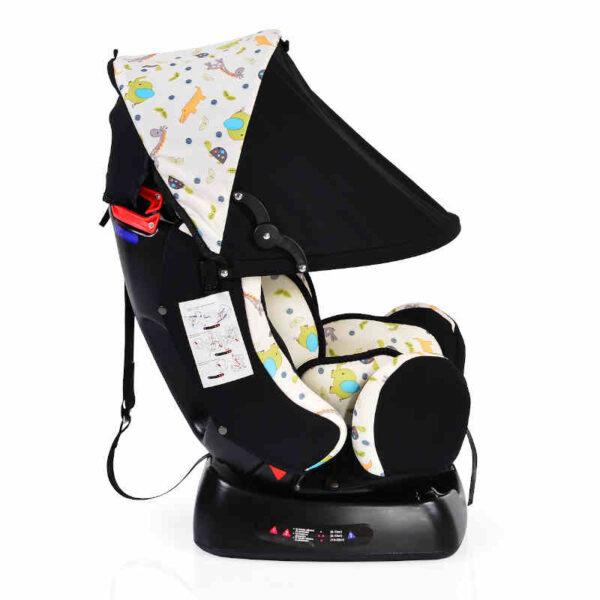 Κάθισμα αυτοκίνητου 0-25 kg Moni Guardian Black 3800146238513