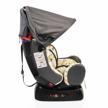 Κάθισμα αυτοκίνητου 0-25 kg Moni Guardian Grey 3800146238544