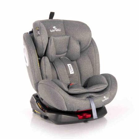 Κάθισμα αυτοκινήτου 0-36 κιλά Isofix Lorelli Lyra Grey 10071452014