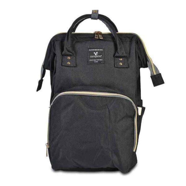 Τσάντα- Σακίδιο Πλάτης Cangaroo Amelia Black 3800146265236