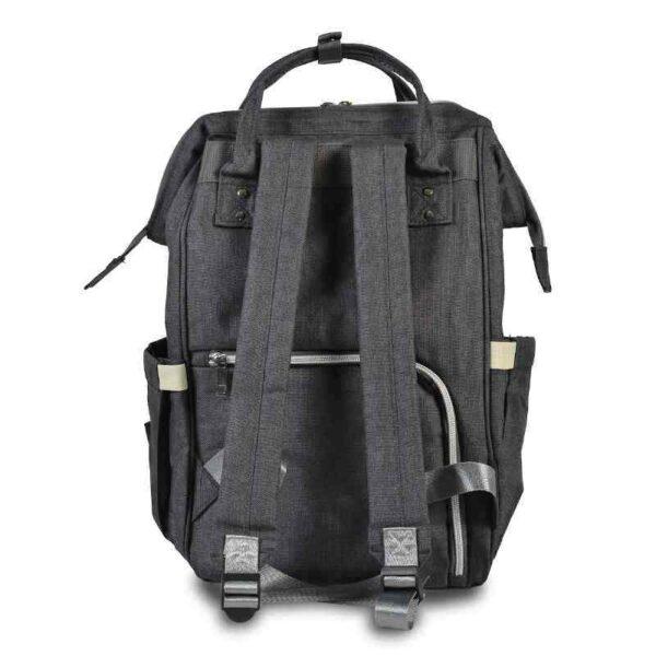 Τσάντα- Σακίδιο Πλάτης Cangaroo Amelia Dark Grey 3800146265229