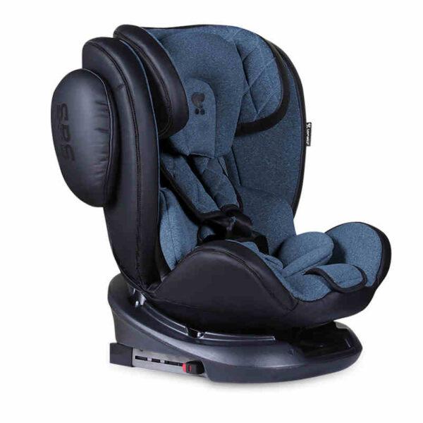 Κάθισμα αυτοκινήτου 0-36 κιλά Isofix Lorelli Aviator Black Blue 10071301904