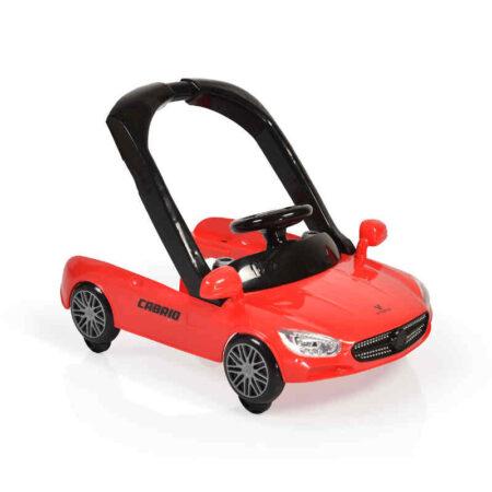 Στράτα περπατούρα Cangaroo Cabrio Red 3800146243654