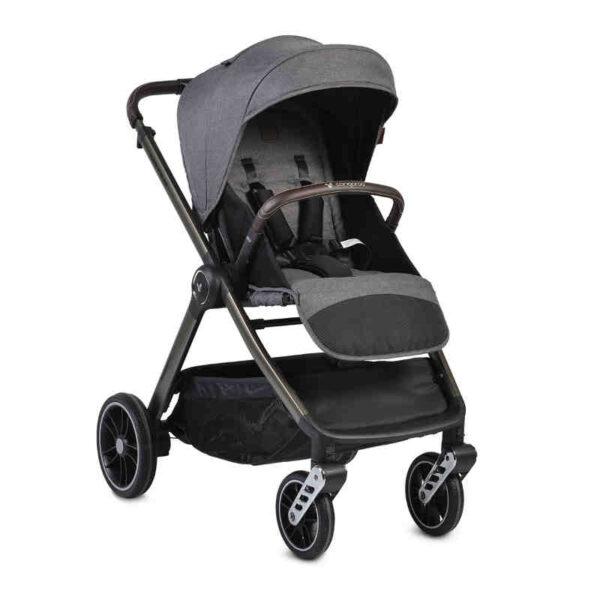 Πολυκαρόστι 3 σε 1 έως 22kg Cangaroo Macan Grey 3800146235314 set
